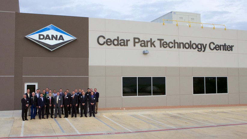 Image of the Dana Technology Center in Cedar Park