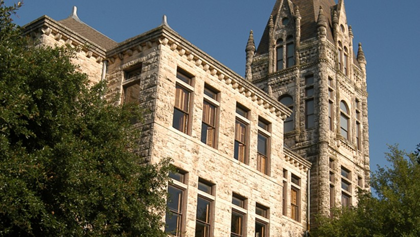 Southwestern University in Georgetown, Texas