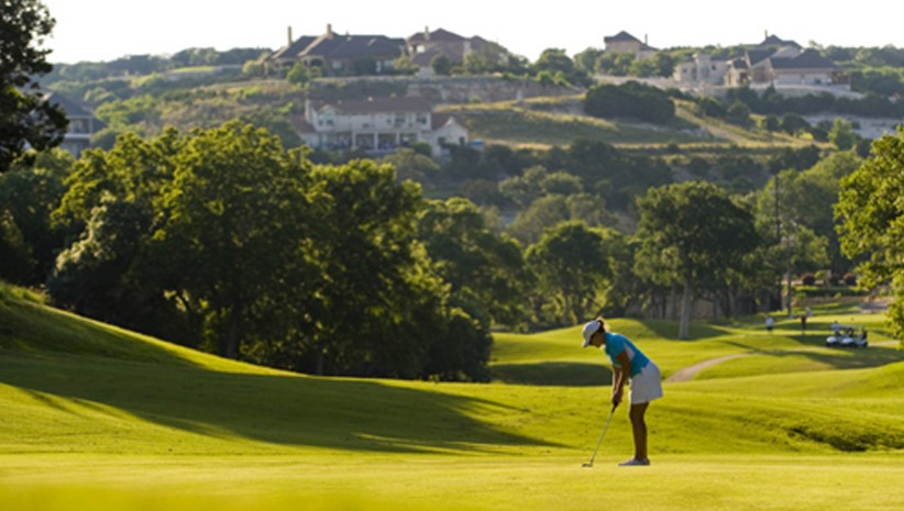 Image of Grand Mesa golf course in Leander, Texas