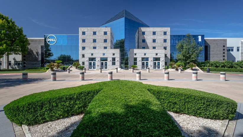 Image of Dell Computers Round Rock Campus
