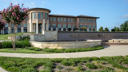 Image of Texas State University in Round Rock, Texas