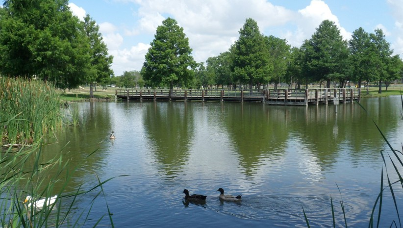 Image of Bull Branch Park in Taylor, Texas